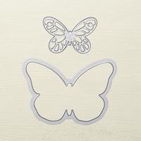 bold butterfly framelits