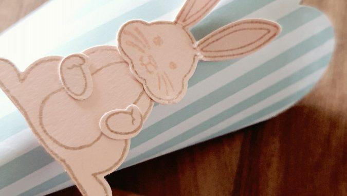 Boîte à chocolat pour Pâques