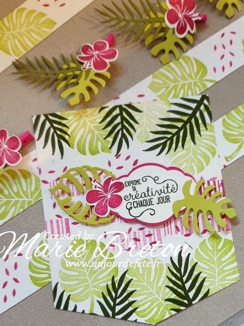 chic tropical by sylvaine