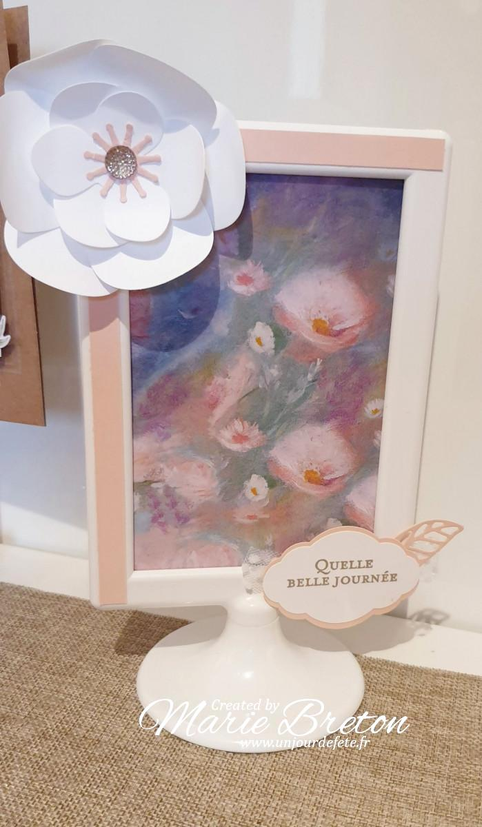 cadre home deco stampin'up